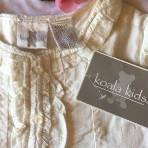 Koala Kids Shirts & Tops - 💥2/$15🌺KOALA KIDS🌺VINTAGE BABY GIRL TOP 24 MOS